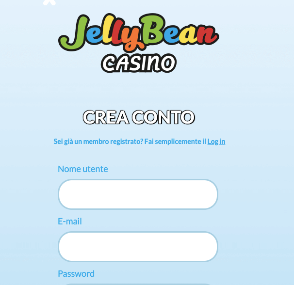 Jelly Bean registrati