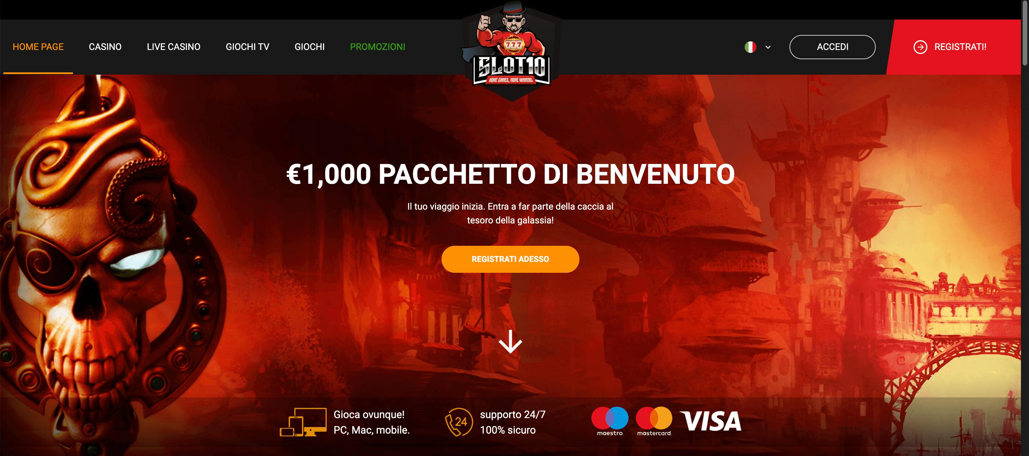 slot10 homepage