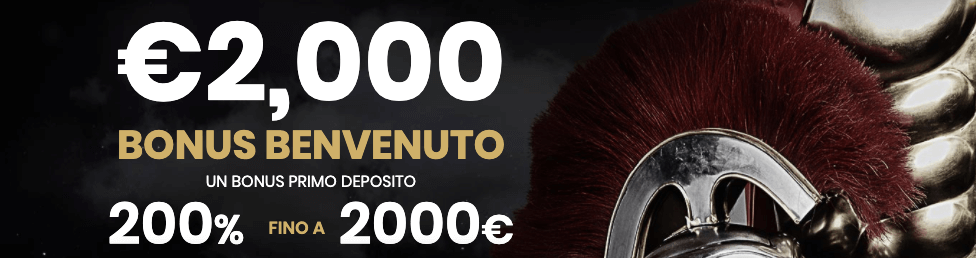 CasinoEmpire welcome bonus