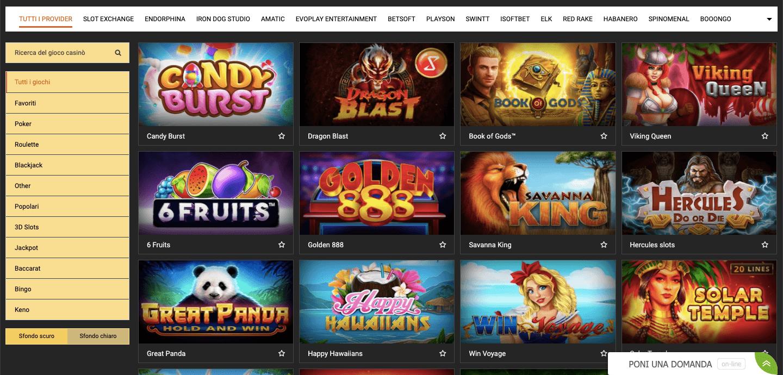 Melbet casino slot