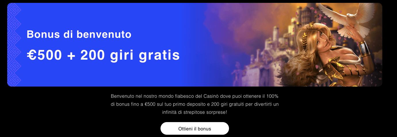 librabet casino welcome bonus