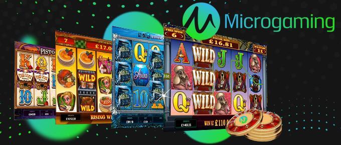 slot machine online Microgaming
