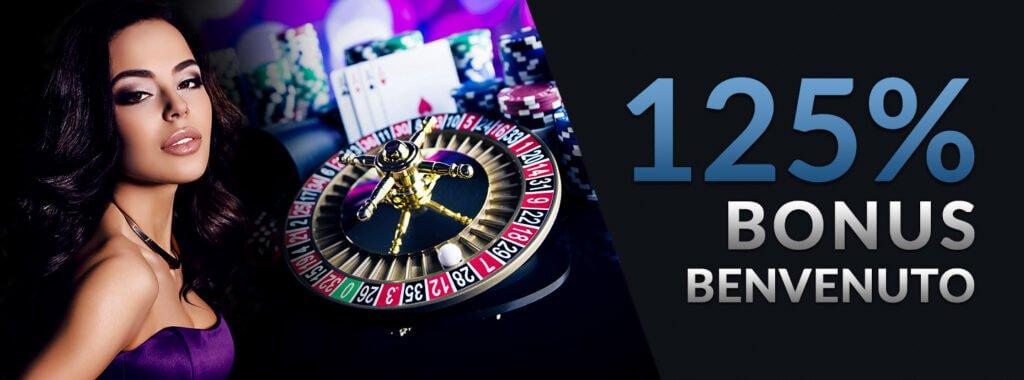 Babibet Casino Bonus benvenuto