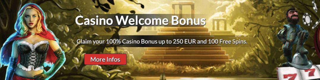 Bonkersbet Casinò bonus di benvenuto