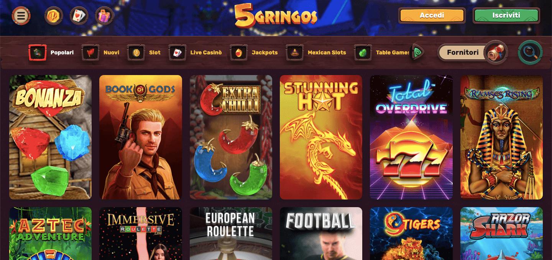 5Gringos Slot