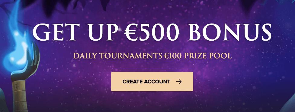 Casino Rex Bonus Benvenuto