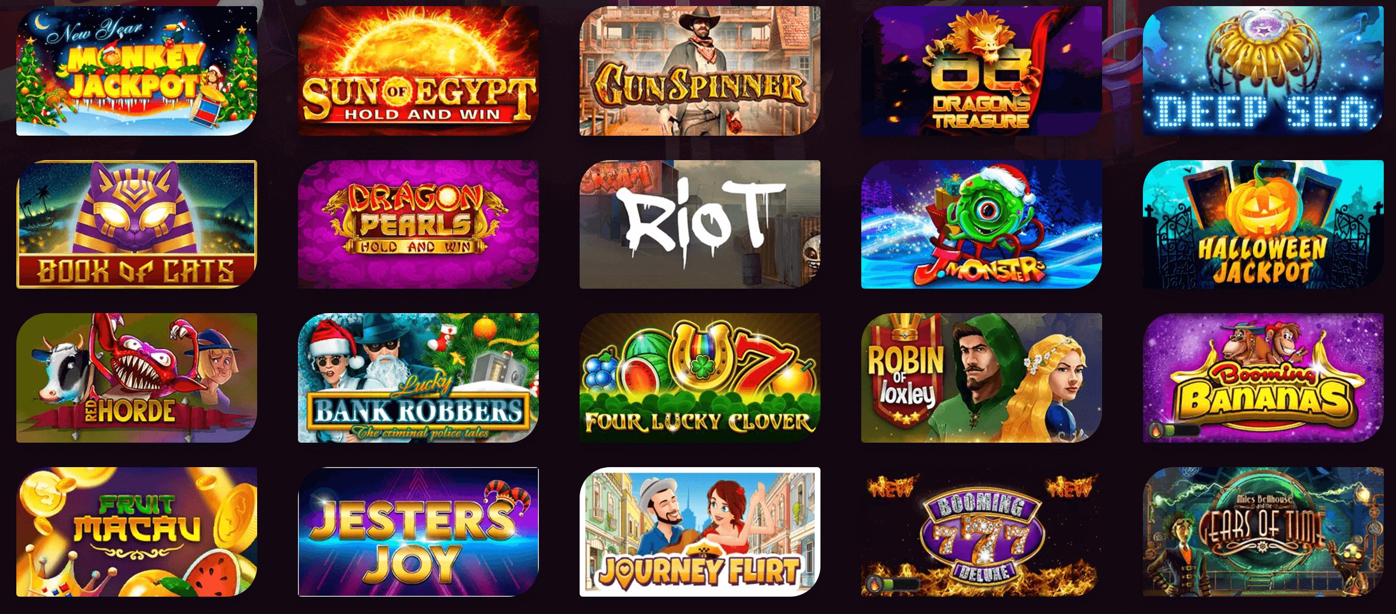 casinonic slot machine