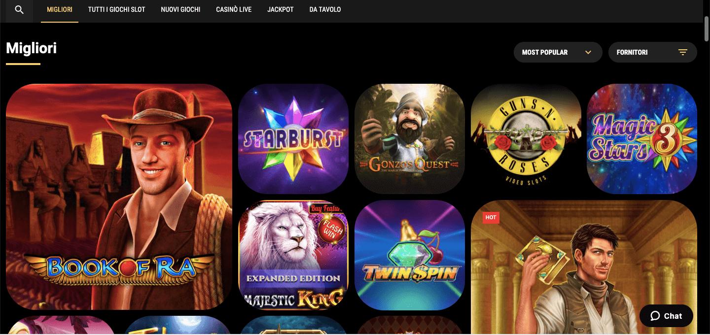 Million Vegas Casino Slot