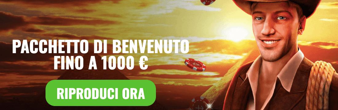 ZodiacBet Casino Bonus Benvenuto