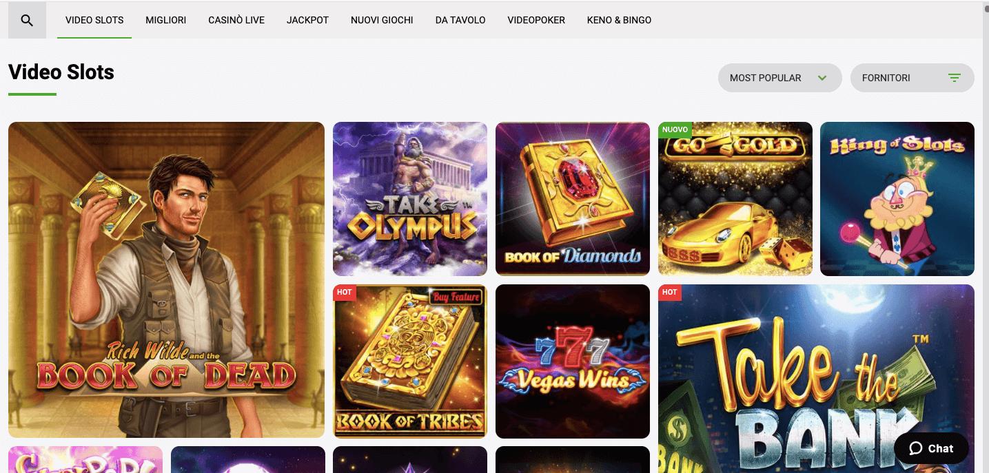 ZodiacBet Casino Slot