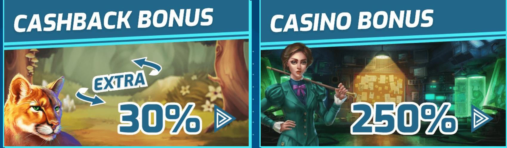 Anonym Bet Casino Bonus Benvenuto