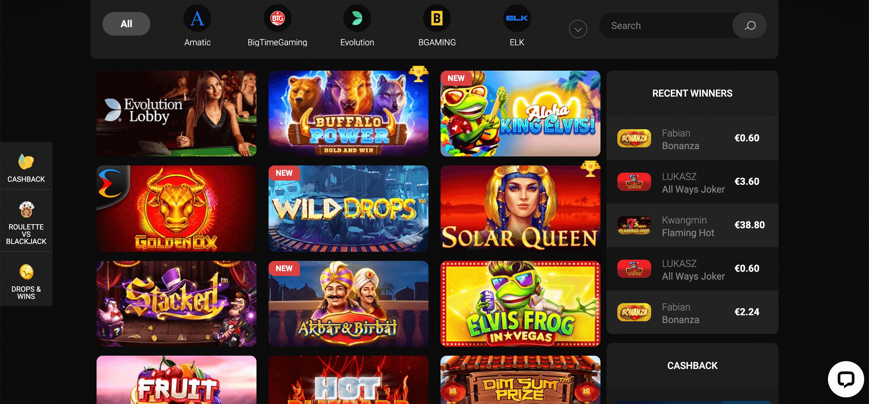 Betchan34 Casino Slot