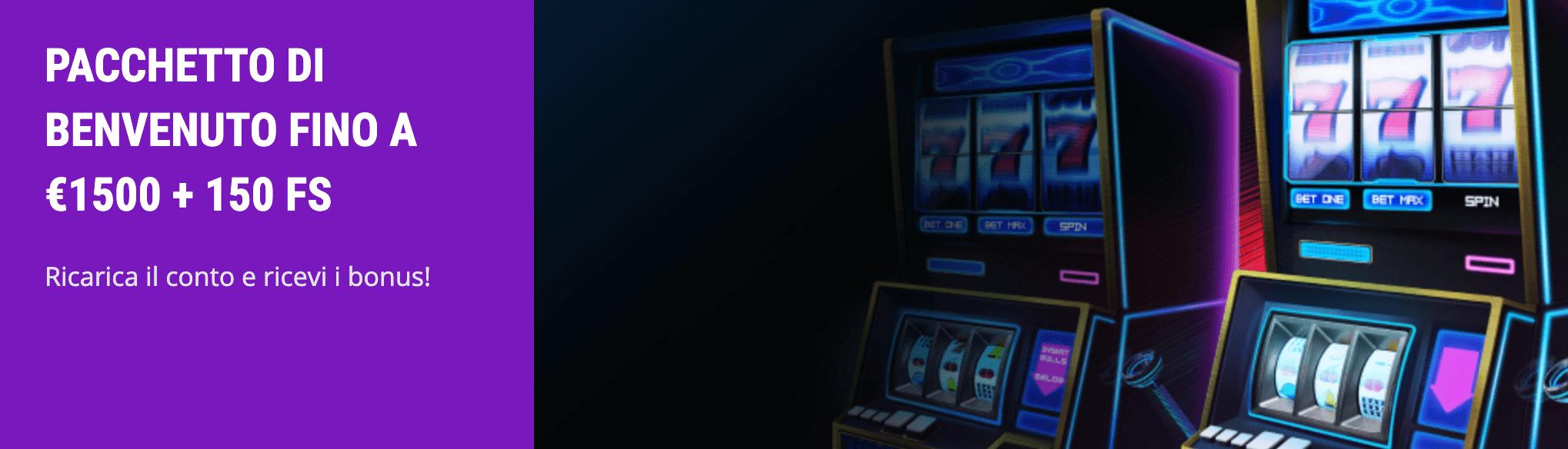 Hela Bet Casino Bonus Benvenuto
