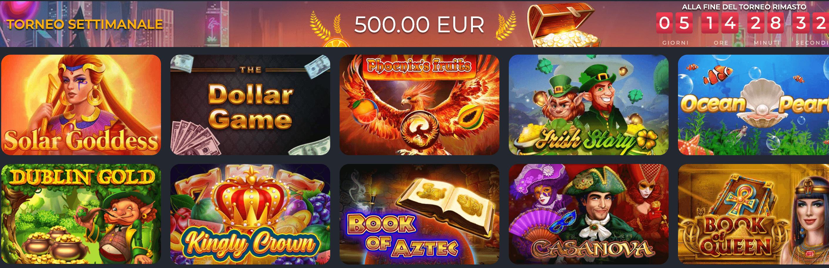 RichPrize Casino Slot