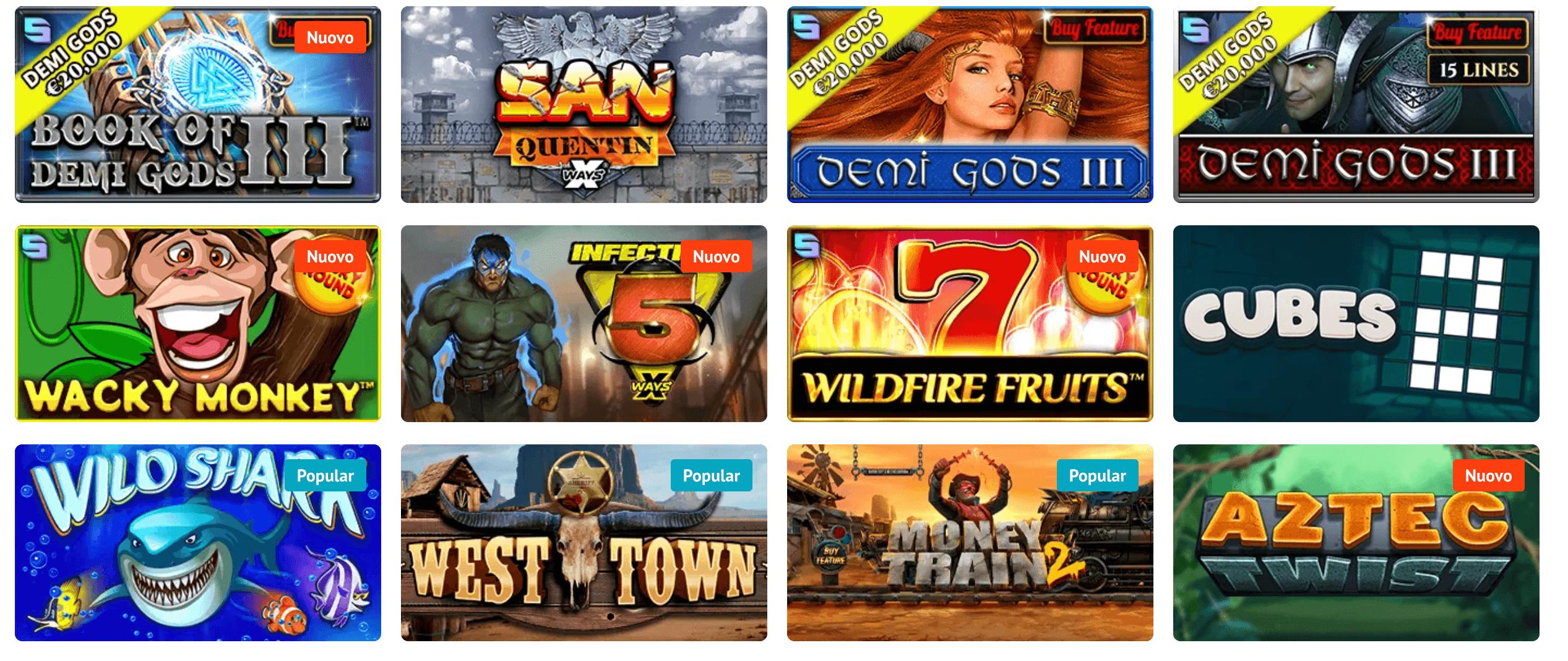 Slotum Casino Slot