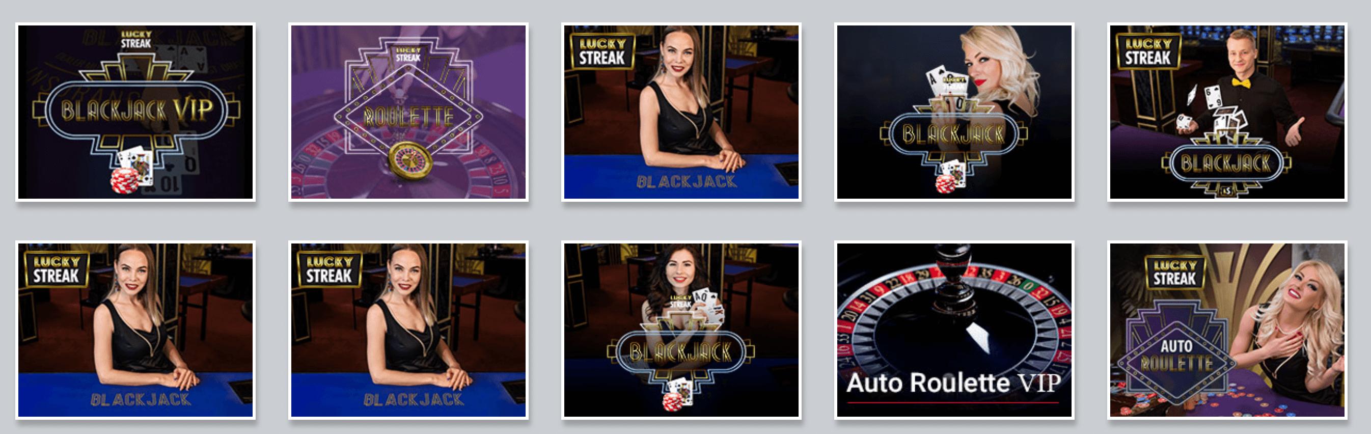 Lionel Bets Casino Slot Live